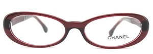 Chanel #11506 CC logo quilted legs reading glasses optical eyeglasses