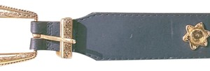 Jaeger Jaeger leather iconic belt