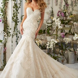 Mori Lee Mori Lee 2801 Wedding Dress