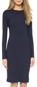Susana Monaco short dress Blue on Tradesy