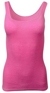 J.Crew Cotton Small Top Hot Pink