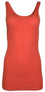 J.Crew Cotton Top Blaze Red