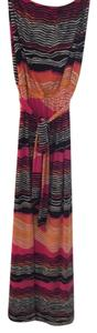 multi Maxi Dress by Tori Richard