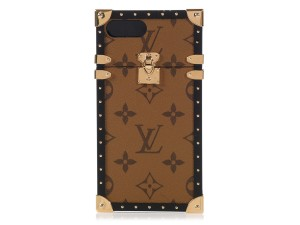 Louis Vuitton Reverse Monogram Eye-Trunk iPhone 7 Plus Case