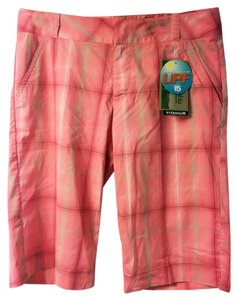 Columbia Sportswear Company Golf Walking Travel Bermuda Shorts
