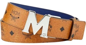 MCM Reversible leather belt