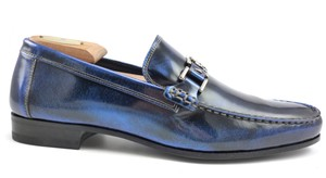 Mezlan Men's Shoes Custom Bit Slip On Loafers