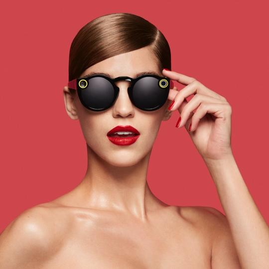 SnapChat Spectacles Spectacles Camera Sunglasses