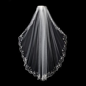 Medium Stock Bridal Veil