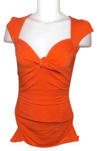 Miss Sixty Top Orange
