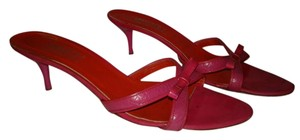 Versace Jeans Collection Pink Sandals
