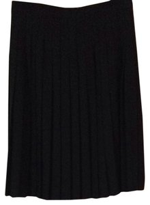 Valerie Stevens Black jacket With Pleated Skirt