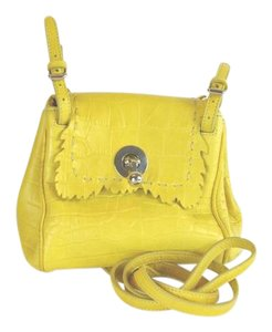 Ermanno Scervino Mini Messinger Cross Body Bag