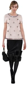 Tory Burch Tibi Lela Rose Dvf Alice Olivia Elizabeth And James Skirt Black