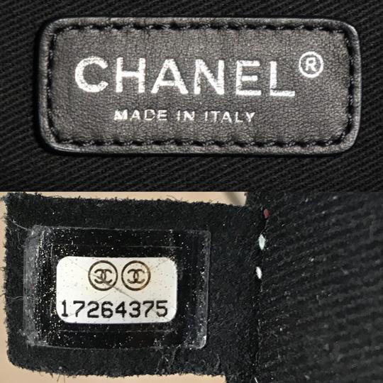 Chanel Timeless Gst Soft Grand Shopping Cc Logo Tote in Black