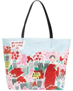 Kate Spade Tote in Rose market hallie