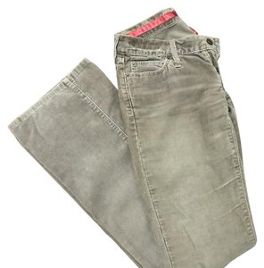 Abercrombie & Fitch Boot Cut Pants Brown