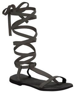Free People Gray Sandals