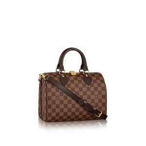 Louis Vuitton Speedy 25 Bandoliuere Speedy Cross Body Bag