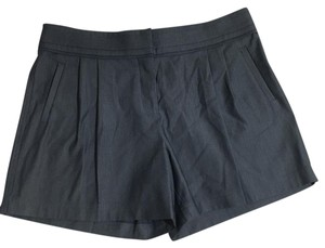 Robert Rodriguez Dress Shorts Navy Blue
