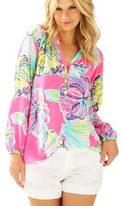 Lilly Pulitzer Top $115 OBO ** Free Shipping ** NWT