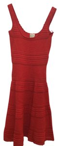 Torn by Ronny Kobo Sleeveless Knit Dress