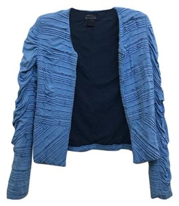 Torn by Ronny Kobo Blue Jacket