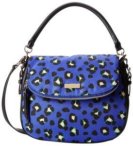 Kate Spade Floral Print Cross Body Bag