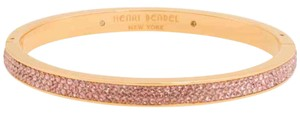 Henri Bendel Pave Bangle Bracelet