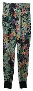 Charles Henry Relaxed Pants Floral