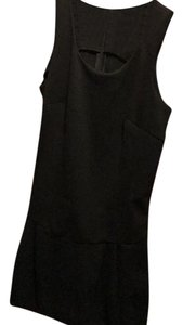 Akira short dress black on Tradesy