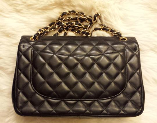 Chanel Classic Double Flap Jumbo 2.55 Shoulder Bag Image 3