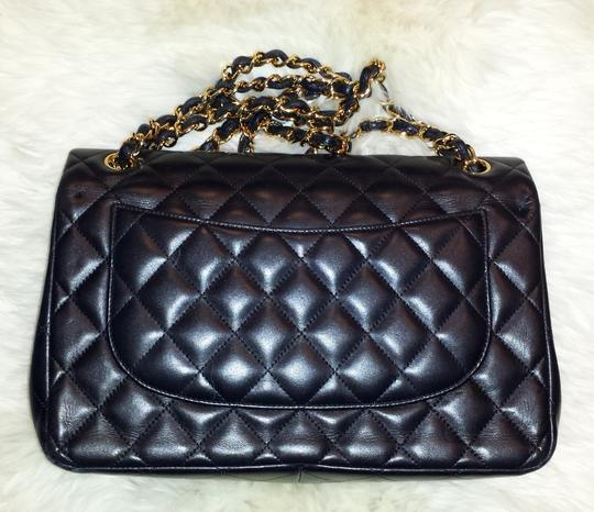 Chanel Classic Double Flap Jumbo 2.55 Shoulder Bag Image 4