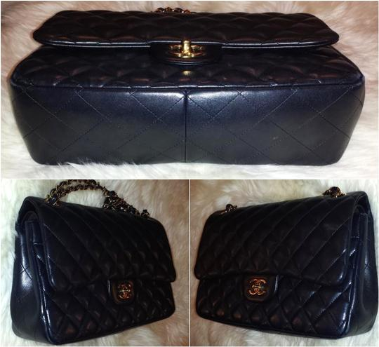 Chanel Classic Double Flap Jumbo 2.55 Shoulder Bag Image 5