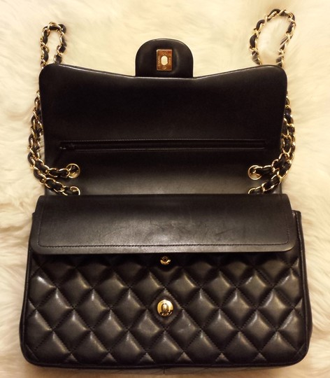 Chanel Classic Double Flap Jumbo 2.55 Shoulder Bag Image 6
