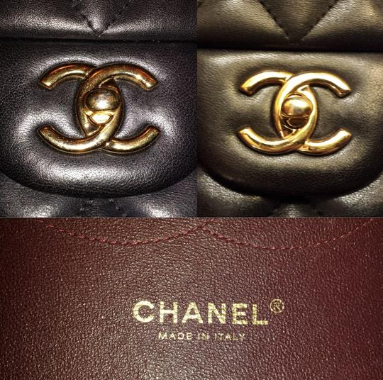 Chanel Classic Double Flap Jumbo 2.55 Shoulder Bag Image 8