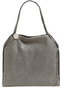 Stella McCartney Falabella Small Shaggy Tote in Gary