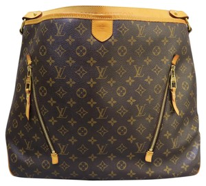 Louis Vuitton Lv Delightfull Gm Canvas Hobo Bag