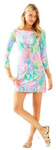 Lilly Pulitzer short dress Fan Sea Pants on Tradesy
