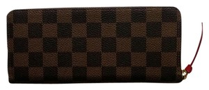 Louis Vuitton *New with Tags* Damier Clemence Wallet