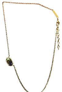 Kendra Scott Kendra Scott Elsa Necklace - Black Iridescent