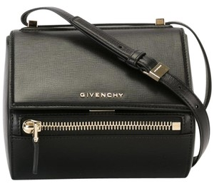 Givenchy Pandora Mini Gold Antigona Cross Body Bag