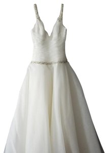 Alfred Sung 6763 Wedding Dress