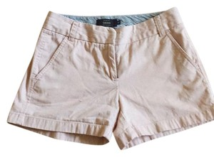 J.Crew Cuffed Shorts antique peach