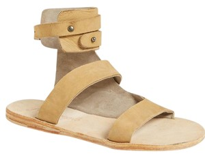Free People Little Fox Sable Sand Sandals
