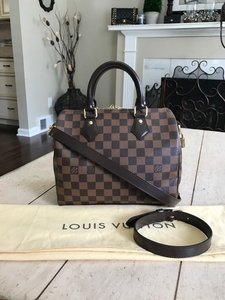 Louis Vuitton Speedy Bandouliere Handbags Wallets Cross Body Bag