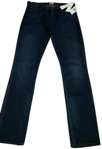 Hudson Jeans Straight Leg Jeans-Medium Wash