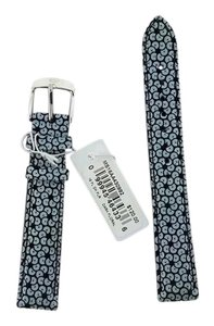 Michele MS16AA430992 Michele Watch Band size 16MM