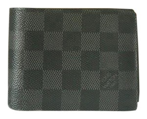 Louis Vuitton Louis Vuitton Marco Damier Graphite Wallet