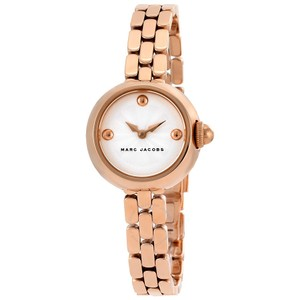 Marc Jacobs Marc Jacobs Courtney Rose Gold-Tone 3-Hand Watch MJ3458 28mm